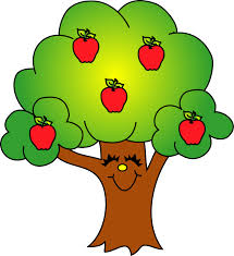 green apple clipart png. apple tree clipart green png
