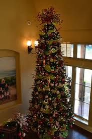 I can't wait till our house gets built so I can have a tall christmas tree
