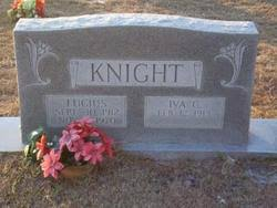 Iva Collier Knight (1913-2013) - Find A Grave Memorial