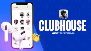 clubhouse para android. atalho para convite. o que é clubhouse? será pago?  nova rede social - YouTube