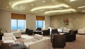 Carlton Downtown Hotel: Warwick Dubai Club Lounge - Sitting Area