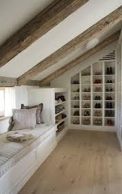 Use Cubbies Dachschräge Dachschräge Nutzen Dachboden Und