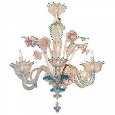 small murano glass chandelier design ideas