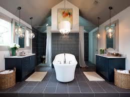 lighting fixtures for bathrooms. bathroomsbeautiful bathroom with small bathtub also tiles wall under beautiful chandelier and wood vanity lighting fixtures for bathrooms