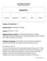 Reader's Theater Worksheets | Have Fun Teaching