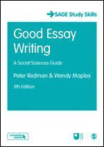 good essay writing sage publications  good essay writing