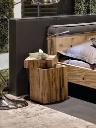 Nachttisch V Pur In Braun Furniert Von Voglauer Und Schrnke