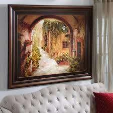 20 ideas of modern framed canvas kirklands wall art