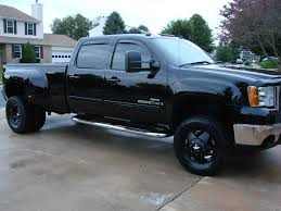 Leveling Kit/stock wheels/oversized tires PICS PLEASE?? - Chevy ...