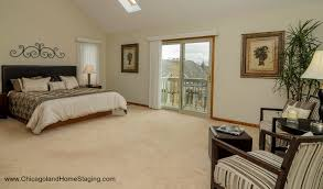 Naperville Home Staging Makeovers: Bedrooms!