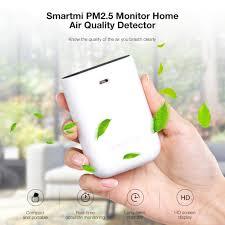 Original Smartmi PM2.5 Air Detector Sensitive Air Quality Monitor for ...