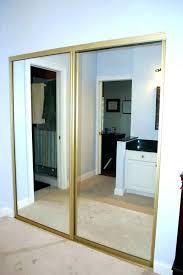 hanging sliding closet door installing sliding closet doors on tile replacing ideas door installing sliding closet