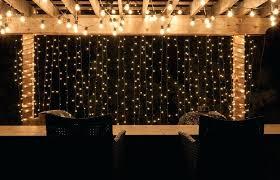 best outdoor string lights pergola lighting ideas for backyard parties garden string lights home depot