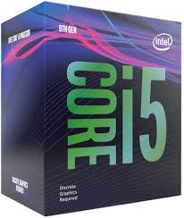 Купить <b>процессор Intel Core i5 - 9400F</b> BOX, LGA 1151v2 по ...