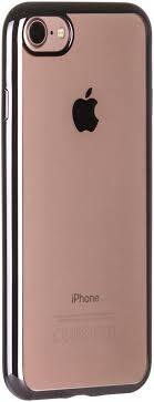 Купить <b>чехол Celly Laser для</b> Apple iPhone 7/8 серебристый в ...