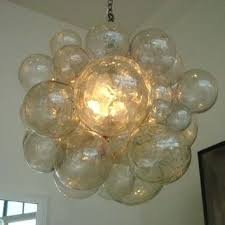 oly chandelier studio chandelier clear cast resin mode oly serena bowl chandelier