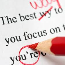 essays correcting essays