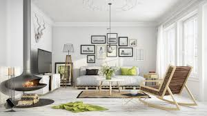 set design scandinavian bedroom. A Rustic, Scandinavian Interior Wiith Couch, Paintings And Other Furniture Set Design Bedroom D