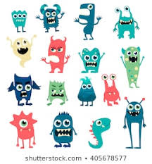 <b>Ugly Monster</b> Images, Stock Photos & Vectors | Shutterstock