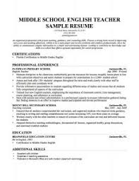Bunch Ideas Of Confortable Online Teacher Resume Template Also