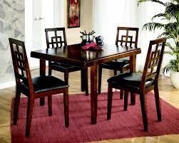 Dining Room Romantic Beautiful Dinette Set For Dining Room - All wood dining room sets