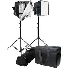 Chimera Light Kit Ikan Idmx36 2 Point Light Kit With Chimera