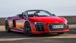 audi r8 spyder. Delighful Audi Audi Just Revealed Pricing Info For The R8 Spyder Which Will Start At  176350 About A Year After Revealing Information Coupe Which  And Spyder