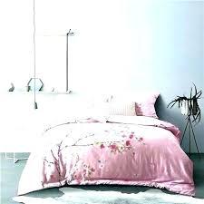 cherry blossom bedding bedroom set blossoms romantic pink comforter natori s