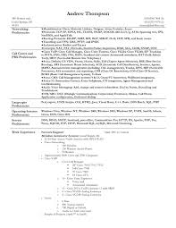 Best Resume Sample For Call Center Agent Augustais