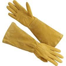 garden gloves. Women\u0027s Gardening Gauntlet Gloves. Straw Garden Gloves N
