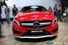 new car launches in july 2014 in indiaMercedes To Launch CLA45 AMG In India In July 2014