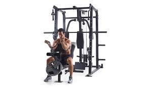 Weider Pro 8500 Exercise Chart Up To 22 Off On Weider Pro 8500 Weight Cage Groupon Goods