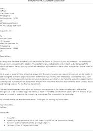 Staff Accountant Cover Letter Sample – Resume Sample Web