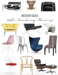 Image Credenza Design Quiz Famous 20th Century Chairs Famous Chairs Midcentury Modern Inhabitat Design Quiz Famous 20th Century Chairs Thestylesafari