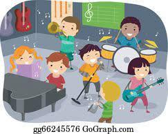Writing reading math social studies art class science music technology/computer lab (girl. Music Class Clip Art Royalty Free Gograph