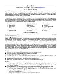 Artist cv resume examples