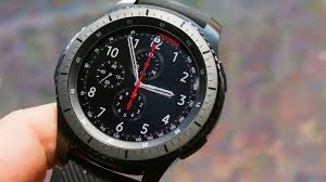 samsung watch gear. samsung gear s3 review: giving a full-on phone-on-a-watch third go - cnet watch 2