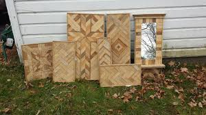 reclaimed lath wall. custom made reclaimed lath wall hanging, art, with over 100 o