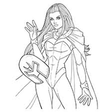 Small Picture Top 10 X Men Coloring Pages For Toddlers