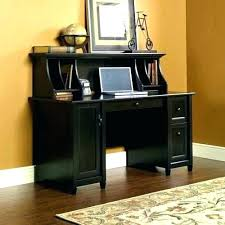 corner office desk hutch. Black Desk Hutch Corner Computer With Home Office S