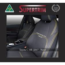 toyota c hr front seat covers full