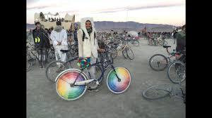 Best Burning Man Bike Lights Ebikes The Perfect Transport At Burning Man Electric