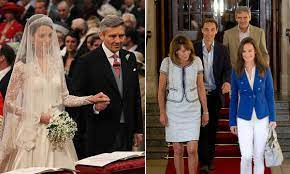 Michael Middleton - News of the Duchess of Cambridge father