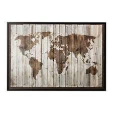 image is loading ikea bjorksta driftwood world map canvas 78 3  on map wall art ikea with ikea bjorksta driftwood world map canvas 78 3 4 x 55 black frame