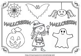 Dessin Dessin Gratuit De Halloween Imprimerl