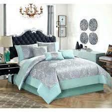 mint green bedding mint green and grey comforter set medium size of grey and green bedding