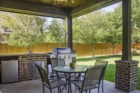 image of covered back porch patio
