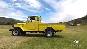 TOYOTA LAND CRUISER 1979 HJ45/BJ45 PICK-UP TRUCK**RARE DIESEL ...