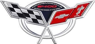 Corvette Logo: Vette Stingray Coupe | Restored Classic corvettes ...