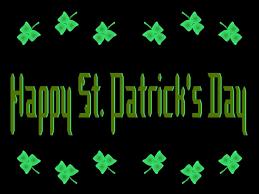 「1760  Catholic feast day of St. Patrick」の画像検索結果